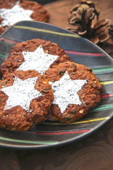 Weihnachts-Cookies